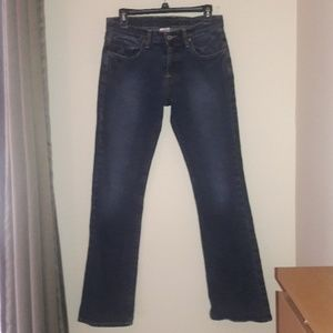 Lucky Brand  Dungaree Jeans